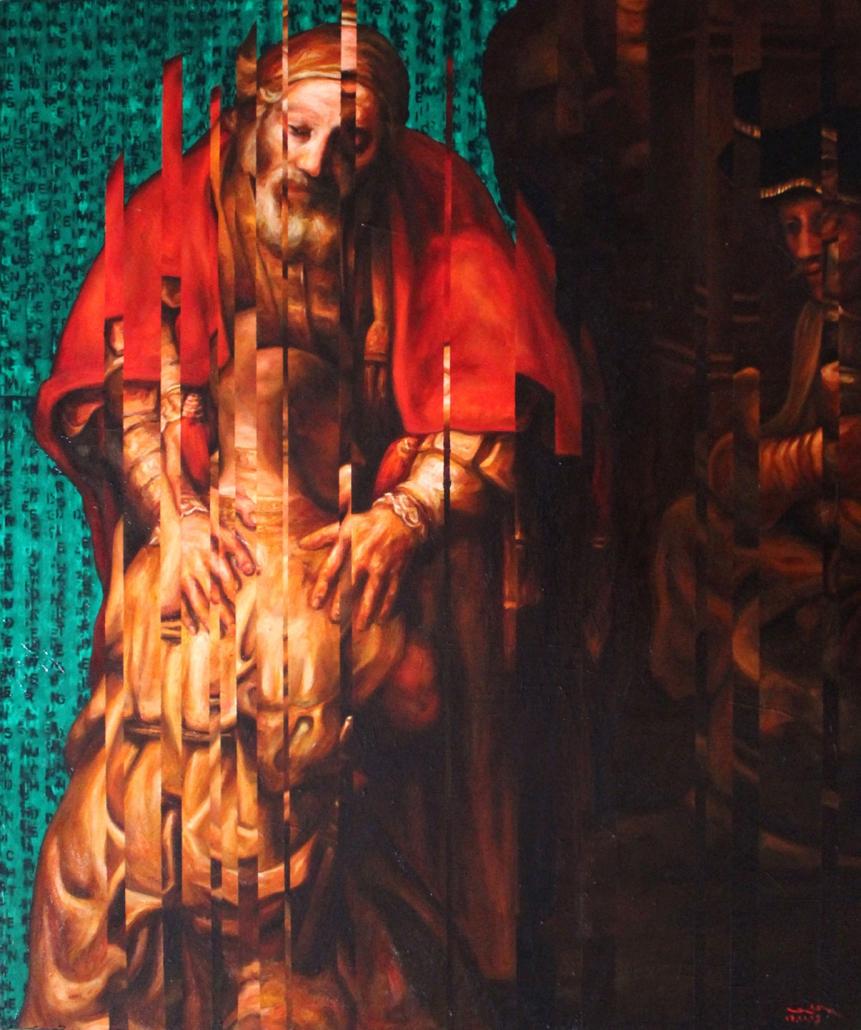 Ivan Gejko - Brechung II (Rembrandt Improvisation)