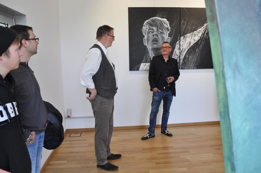 Mario Wolf - Kunstverein Coburg