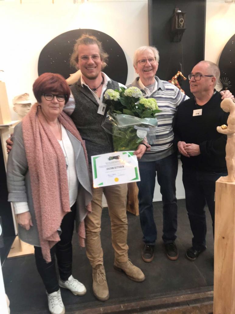 Joachim Seitfudem Preisträger Art Nordic 2019 Kopenhagen