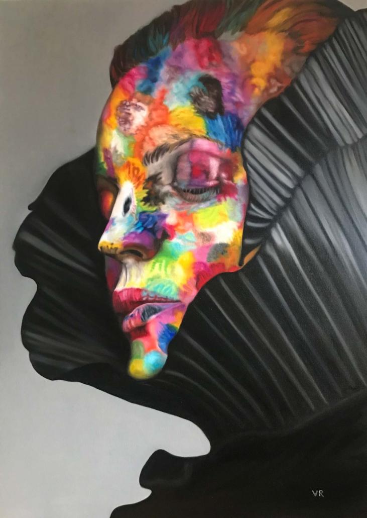 Valentina Andrees-Reschetizka - Die Blume