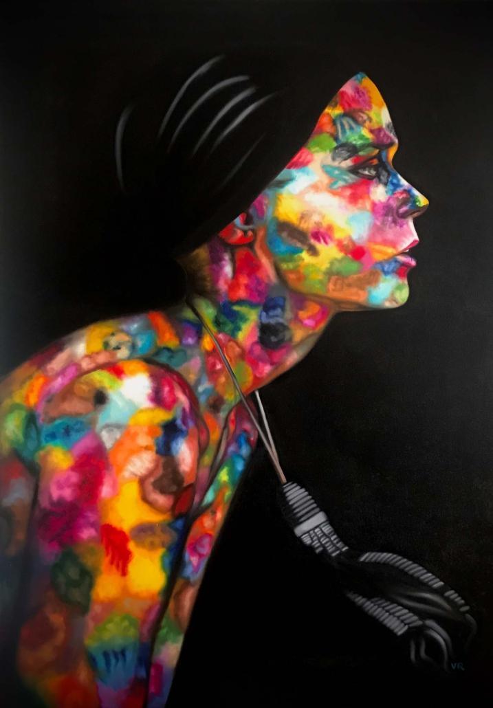Valentina Andrees-Reschetizka - Farbensturm