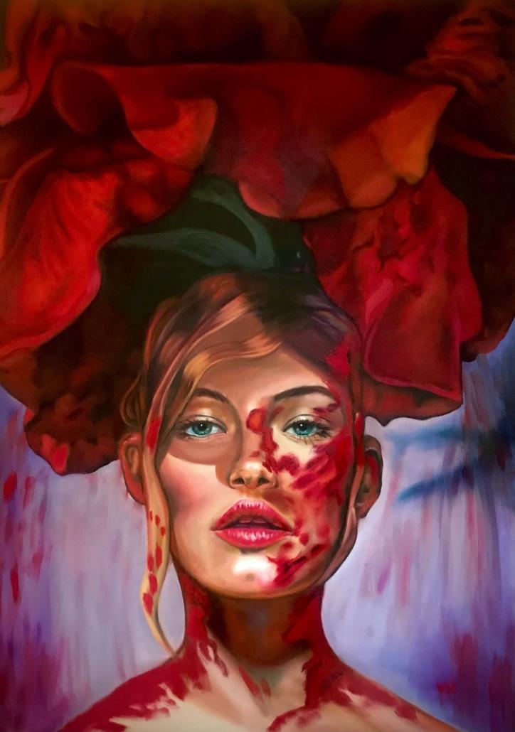 Valentina Andrees-Reschetizka - Goddes of Passion