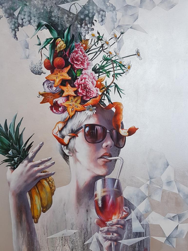 Irina Bugoslavska - Sommer 1