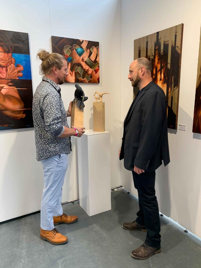 Galerie Neuland - AAF Brüssel 2021